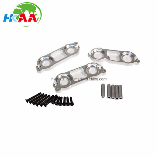 CNC Machined From Billet 6061 Aluminum Coil Pack Brackets for Engine Mount