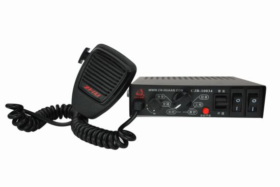 200W Siren Amplifier with Microphone pictures & photos