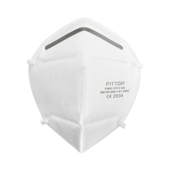 KN95 Face Mask Disposable Cover Protection Respirator Masks FFP2 4-Layer