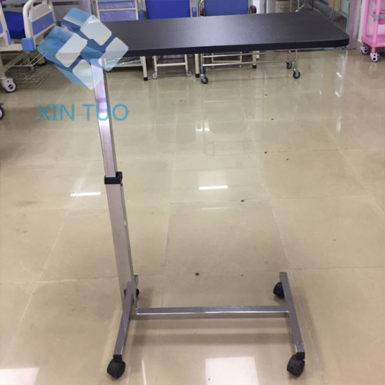 China Factory Direct Price Hospital Bed Tray Table Used Hospital
