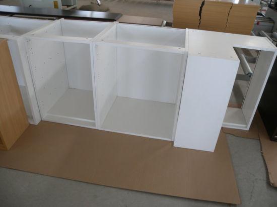 Amercian Style MFC Kitchen Cabinet