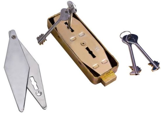 Safe Lock, Safe Box Lock, Safe Lock with Master Key Lock Al-205L pictures & photos