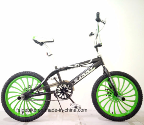 2017 Hot Sale Alloy OPC Wheel Freestyle BMX Bike (FP-FSB-N01) pictures & photos