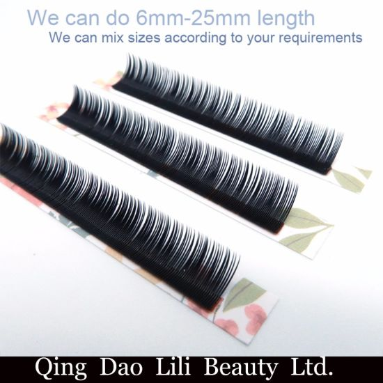 114967050dd Synthetic Mink Lash Extension Private Label Eyelashes Individual Eyelash  Extensions pictures & photos