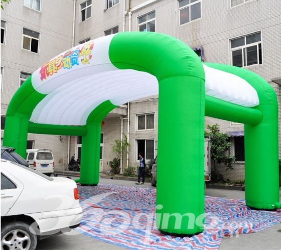 Inflatable Advertising Entrance Tunnel Inflatable Entrance Tent (BMTT89)