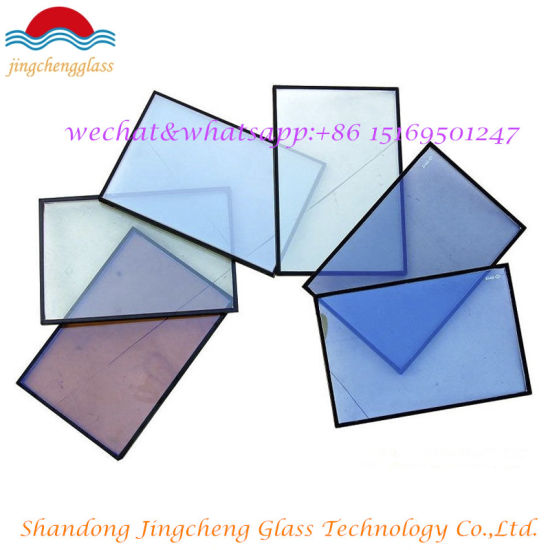 Window/Construction/Insulated Safety/Hot Sale Low E Insulating Glass Curtain Wall pictures & photos