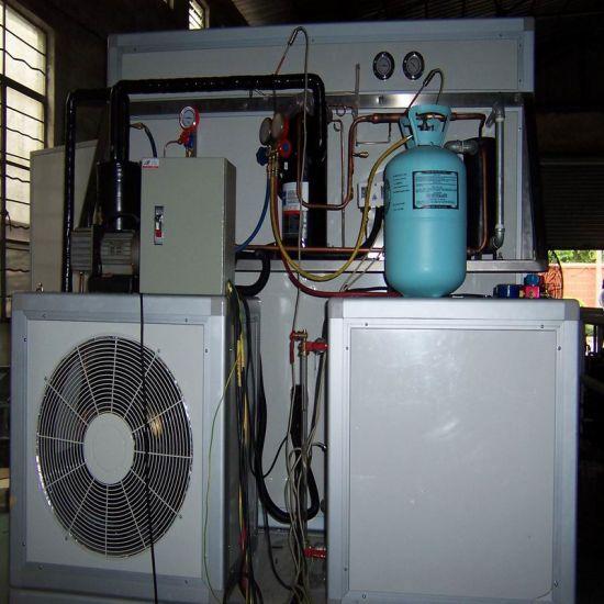 Heat Pump Water Heater Test Laboratory