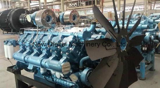 Weichai Marine Diesel Engine 900HP 12m26p1