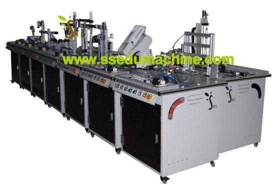 Mechatronics Training System Mps Educational Teaching Equipment Modular Product System
