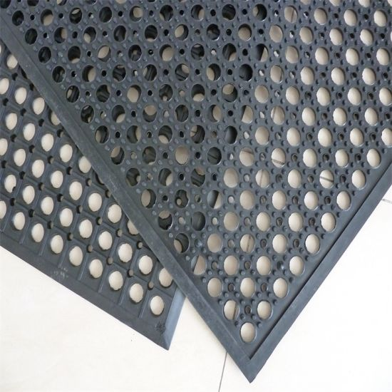 Kitchen Rubber Mat, Anti Slip Rubber Mat, Anti-Fatigue Rubber Mat pictures & photos