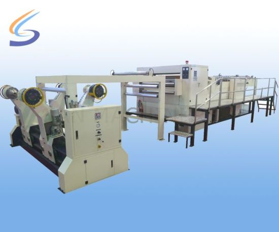Automatic Paper Roll to Sheet Cutting Machine 1400/1700/1900mm pictures & photos