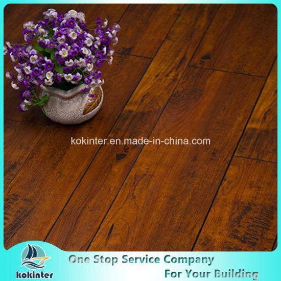 Kok Hardwood Flooring Laminate Random Width 06