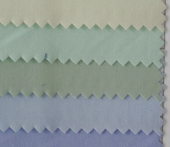 Polyester Cotton 150GSM Combed Thin Twill Fabric