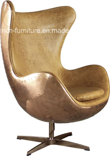 Modern Classic Leisure Chair Replica Egg Chair pictures & photos