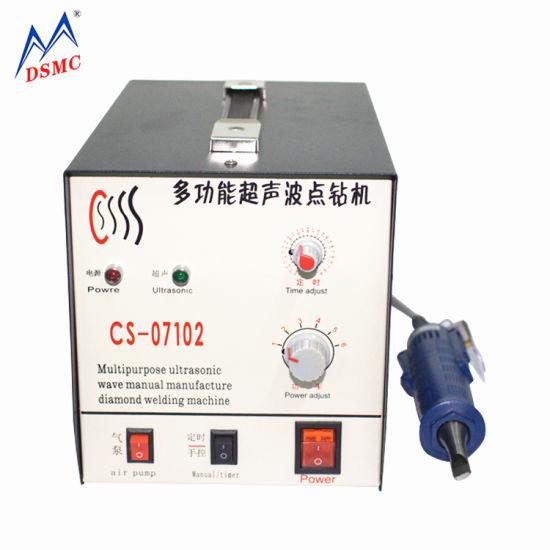 Ultrasonic Cutting Machine for Fabric ABS Plastics