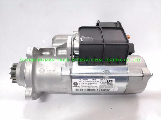 Bosch Diesel Engine Starter for Weichai Engine 612600091075