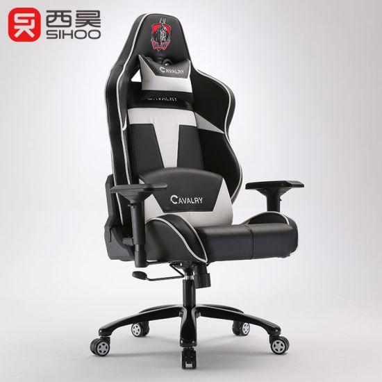 Fabulous China Computer Desk Rocker Leather Racing Video Pc Gaming Inzonedesignstudio Interior Chair Design Inzonedesignstudiocom