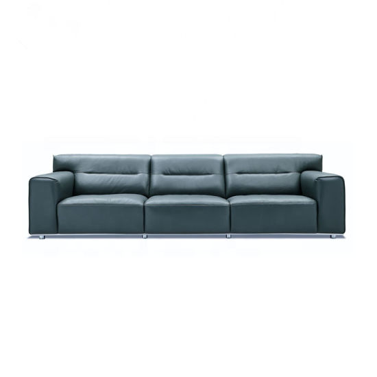 Genuine Leather Lounge Suite Canape Cuir Canape Moderne Sofa Modern Sofa Genuine Leather