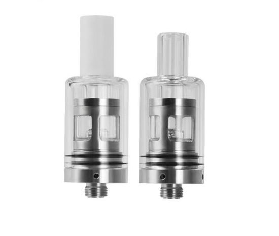 Newest Innovation Replaceable Coil Head Heating Oven Style Wax Pen Vaporizer with Quartz Glass Cup Heating for Wax Baking
