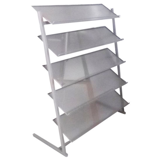 Multifunction Storage Rack with Meshs Shelves