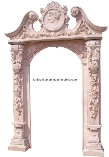 China Stone Carving Doorway, Doorsurround, Door Frame (DF008 ...
