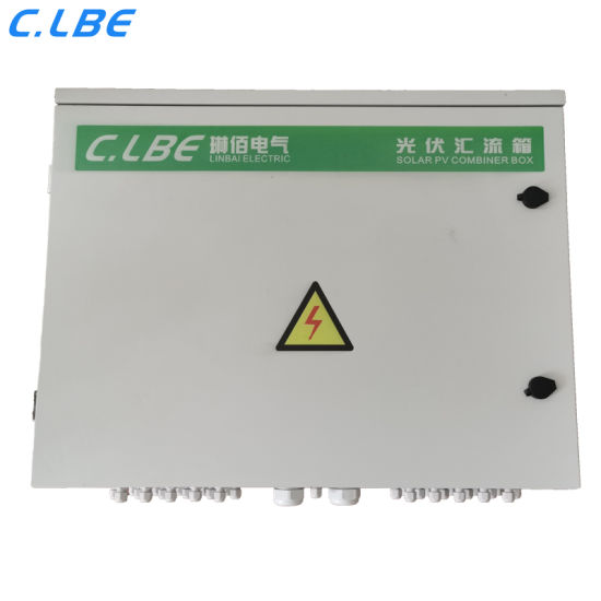 Hmp1500V-S Solar DC Junction Box for Utility-Scale