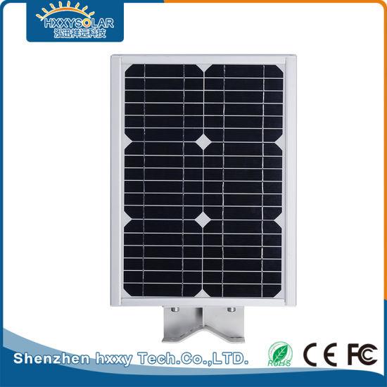 15W Aluminum Alloy LED Street Outdoor Light Solar Products