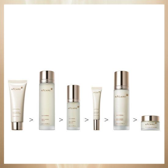 Luxury Skin Care Set Anti Aging Cleanser Face Toner Emulsion Creams Eye Cream Whitening Moist Anti Wrinkle Sets