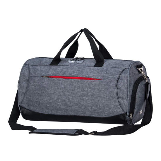 Sports Small Gym Bag for Men and Women Travel Duffel Bag Workout Bag with Shoes Compartment&Wet Pocket