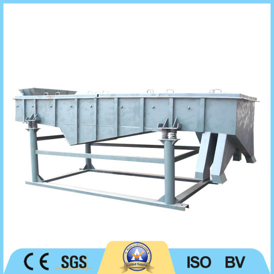 High Vibration Frequency and Particle Distribution Analysis Vibrator Separator Screen