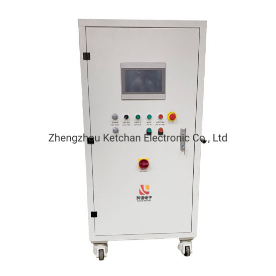 Air Cooling Induction Heating Machine Hardening Quenching Heat Treatment for Metal