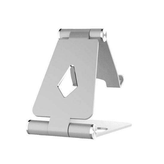 Aluminum Alloy Mobile Phone Holder Non-Slip Bracket Desktop Tablet Stand