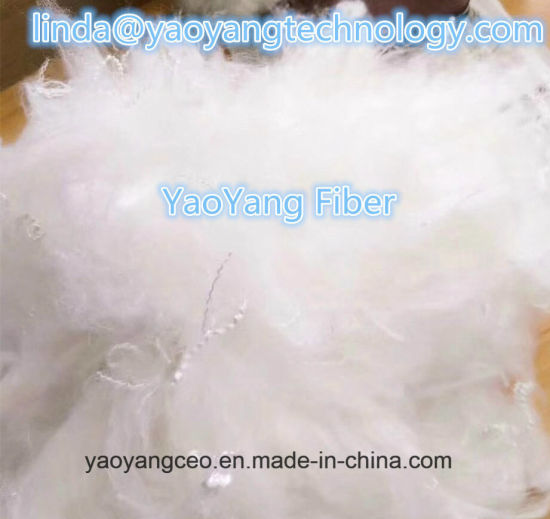 Man-Made Conjugated Silicon Fiber pictures & photos