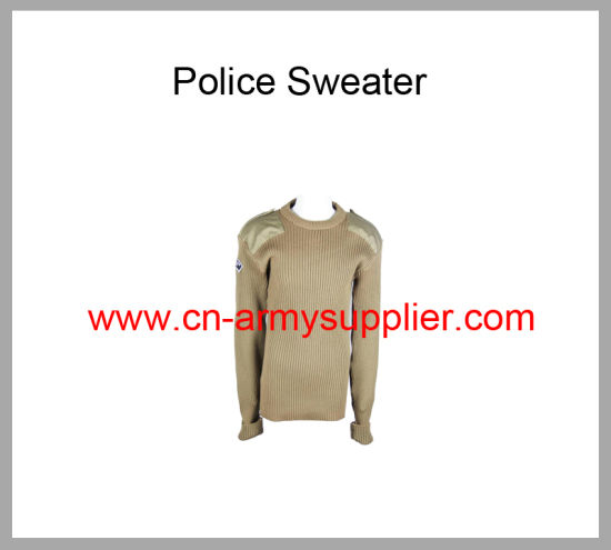 Military Pullover-Military Jersey-Police Sweater-Army Sweater-Military Sweater