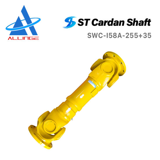 St240 Sitong Professional Produced transmission Cardan Drive Shaft Use for Rubber Machinery