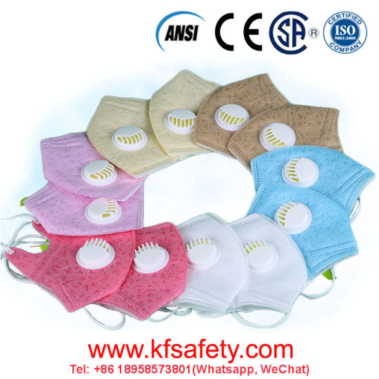 Children 3d Mask Dust 4ply Kids Face Price Factory Respirator Disposable