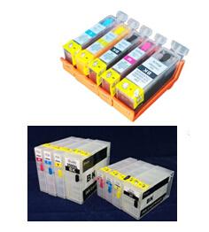 Refillable Ink Cartridge and CISS for All Canon Models ,Eg :Pgi170 ,Pgi270,Pgi370,Pgi470
