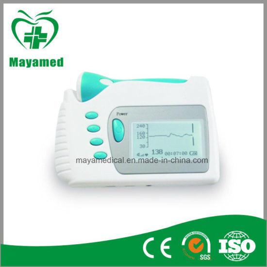 My-C024 Big LCD Screen Pocket Fetal Doppler pictures & photos