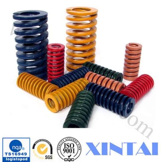 Large Heavy Duty Compression Die Spring pictures & photos