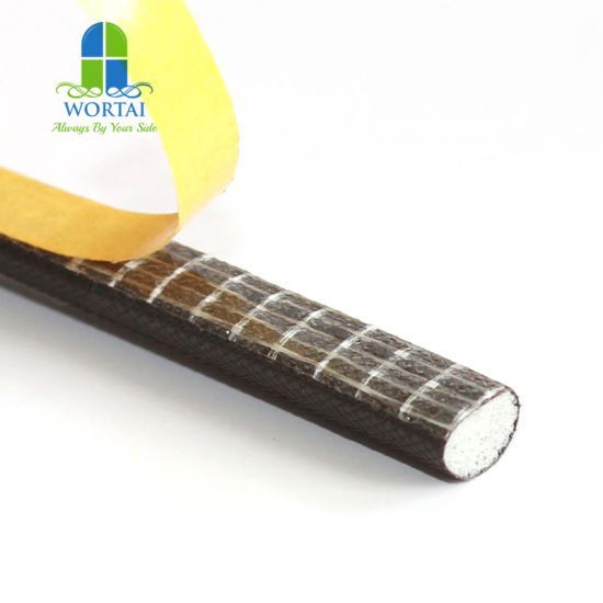 Window PU Foam Seal Strip Weather Strip for Wooden Door pictures & photos