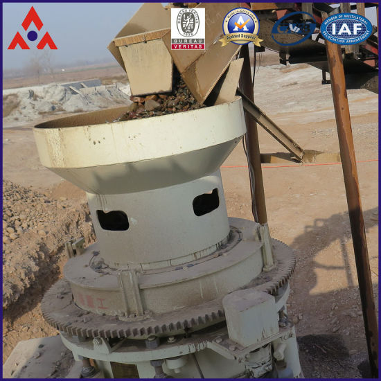200 Tph Hydraulic Mining Crusher pictures & photos