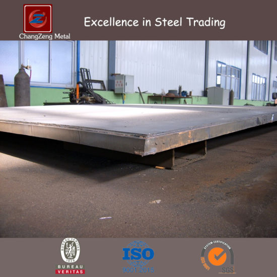 Shipbuilding Steel Plate with GB712 Grade a (CZ-S63) pictures & photos
