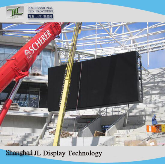 High Resolution Outdoor Full Color P6 LED Display Screen for Fixed Installation or Rental pictures & photos