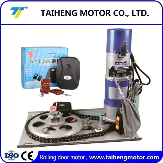 AC High Quality Rolling Door Motor with Three-Phase