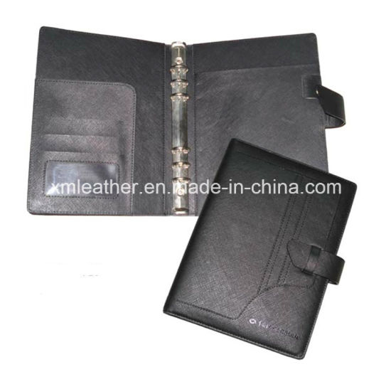 6 Ring Boung A5 Leather Diary Cover