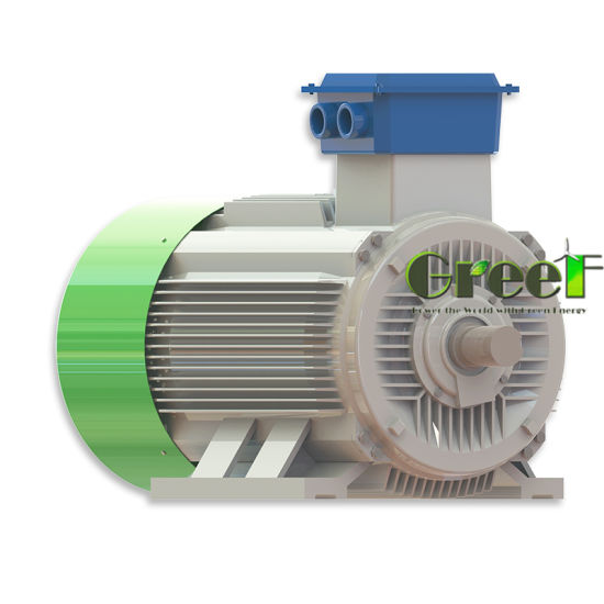 10kw 3 Phase Low Rpm Permanent Magnet Generator Brushless Permanent Magnet Alternator pictures & photos