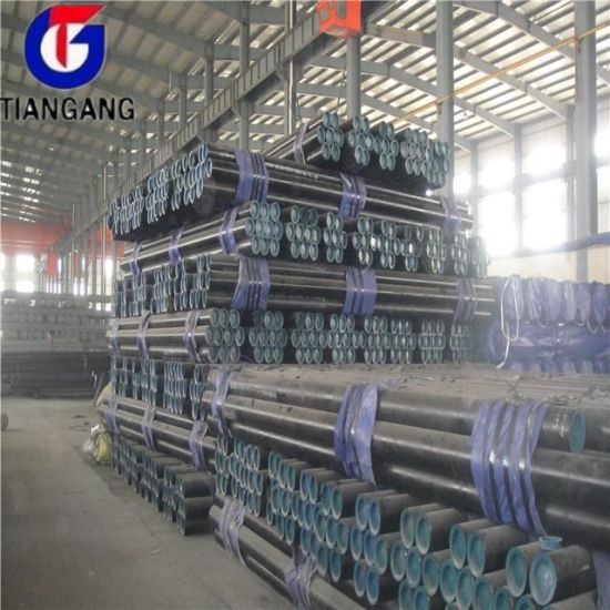 ASTM P5 Alloy Steel Welded Tube pictures & photos