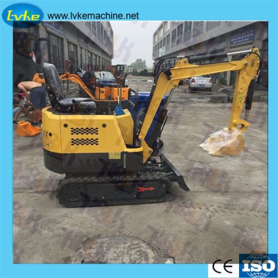 China New Model High Quality Hydraulic Pressure Excavator