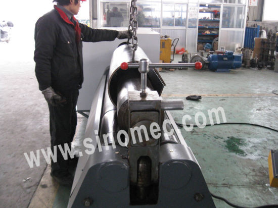3 Roller Plate Bending Machine pictures & photos