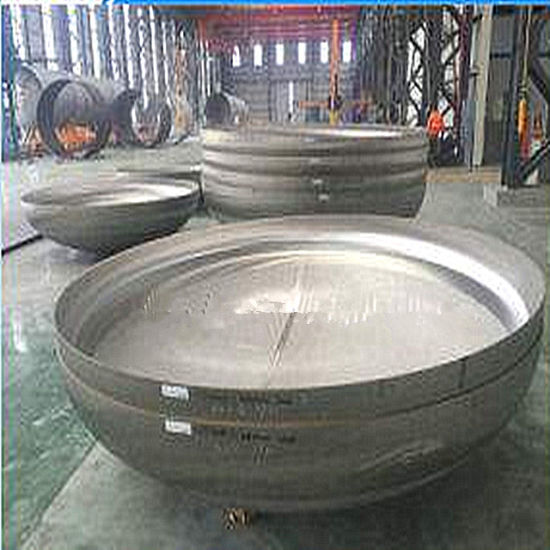 Carbon Steel 600-4000mm Diameter Customized Torispherical Dish Head From Regina pictures & photos